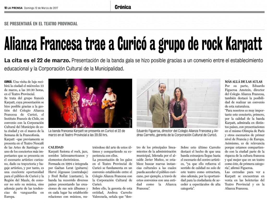 la prensa 12-03