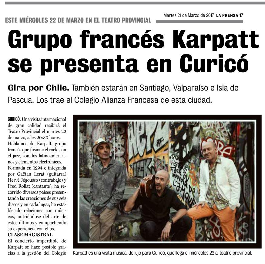 la prensa 21 -03